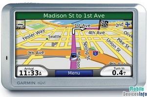 GPS navigator Garmin Nuvi 710