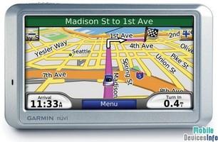 GPS navigator Garmin Nuvi 750
