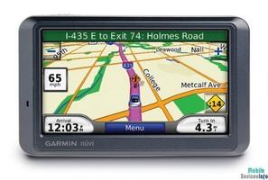GPS navigator Garmin Nuvi 780