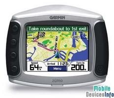 GPS navigator Garmin Zumo 500