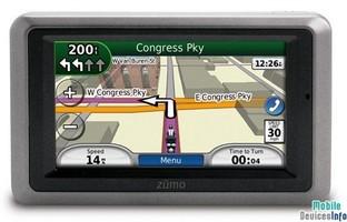 GPS navigator Garmin Zumo 660