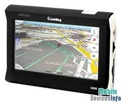 GPS navigator GlobWay G208 B
