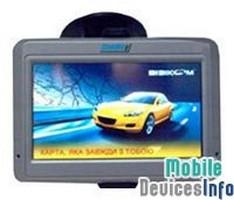 GPS navigator GlobWay G228 B