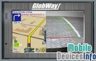 GPS navigator GlobWay G308