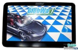 GPS navigator GlobWay G500B