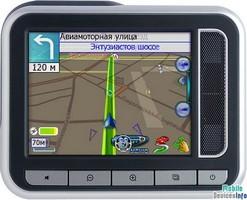 GPS navigator GlobalSat GV-370