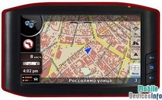 GPS navigator GlobalSat GV-570
