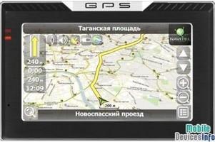 GPS navigator Global Navigation GN4368