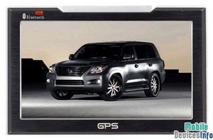 GPS navigator Global Navigation GN7096