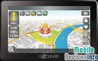 GPS navigator GoClever 5066FM BT