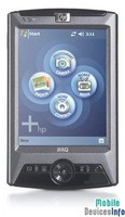 Communicator HP iPAQ rx3715