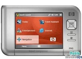 Communicator HP iPAQ rx5700
