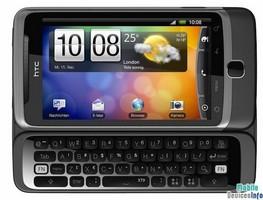 Communicator HTC Desire Z