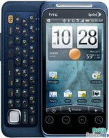 Communicator HTC EVO Shift 4G