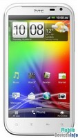 Communicator HTC Sensation XL