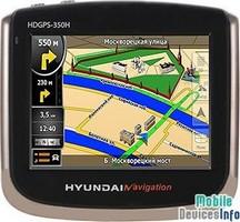 GPS navigator Hyundai HDGPS-350H