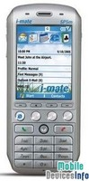Mobile phone I-Mate SP5m