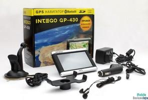 GPS navigator Intego GP-430
