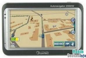 GPS navigator JJ-Connect AutoNavigator 2000 Wide