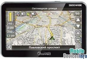 GPS navigator JJ-Connect AutoNavigator 2600 WIDE
