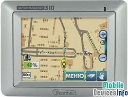 GPS navigator JJ-Connect AutoNavigator 310