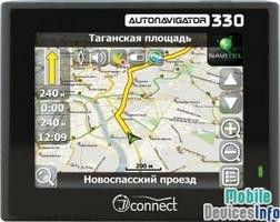 GPS navigator JJ-Connect AutoNavigator 330