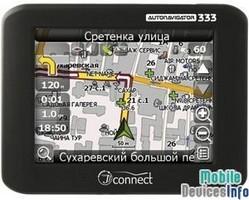GPS navigator JJ-Connect AutoNavigator 333