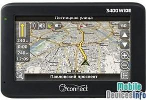 GPS navigator JJ-Connect AutoNavigator 3400 Wide