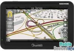 GPS navigator JJ-Connect AutoNavigator 5000 Wide
