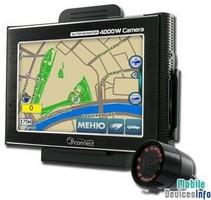 GPS navigator JJ-Connect Autonavigator 4000W Camera