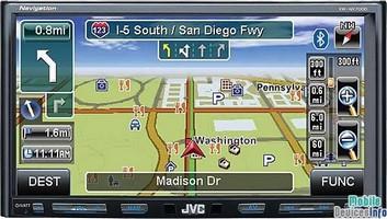 GPS navigator JVC KW-NX7000