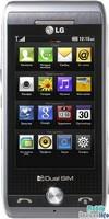 Mobile phone LG GX500