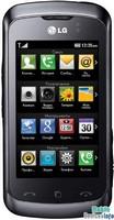 Mobile phone LG KM555E