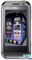 Mobile phone LG KM900 Arena