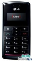 Mobile phone LG KT610