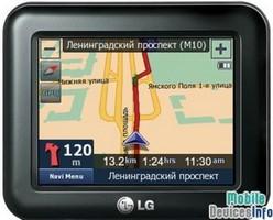 GPS navigator LG N10