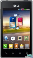 Communicator LG Optimus L5 Dual