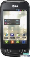 Communicator LG Optimus Link Dual Sim