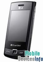 Mobile phone LG P520