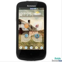 Communicator Lenovo A780