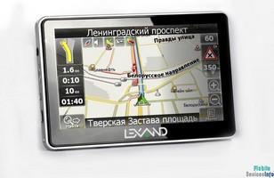 GPS navigator Lexand SL-5750