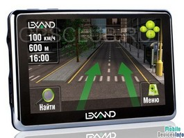 GPS navigator Lexand SR-5550 HD