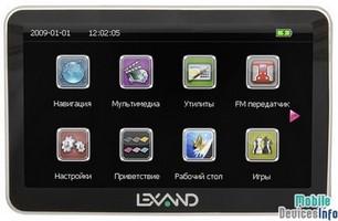 GPS navigator Lexand ST-565