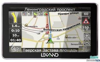 GPS navigator Lexand ST-610 HD