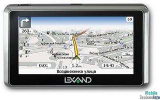 GPS navigator Lexand Si-510