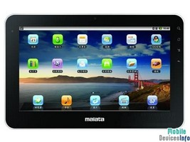 Tablet Malata ZPad T2