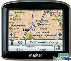 GPS navigator Mapitan RoadVector S