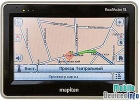 GPS navigator Mapitan RoadVector XL