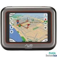 GPS navigator Mio C220