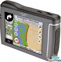GPS navigator Mio C510